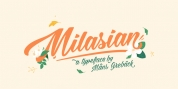 Milasian font download