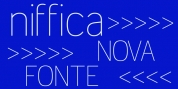 Niffica font download