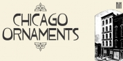 Chicago Ornaments font download