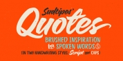 Quotes font download