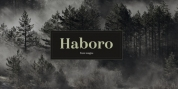 Haboro font download