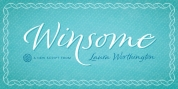 Winsome font download