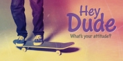 Hey Dude font download