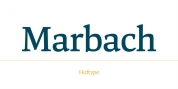 Marbach font download