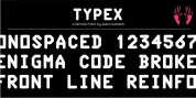 Typex font download