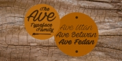 Ave font download