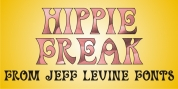 Hippie Freak JNL font download