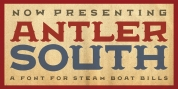 Antler South font download