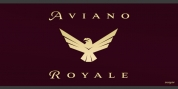 Aviano Royale font download