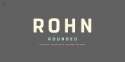Rohn Rounded font download