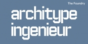 Architype Ingenieur font download