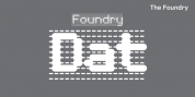 Foundry Dat font download