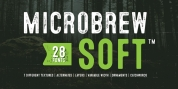 Microbrew Soft font download