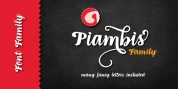 Piambis font download