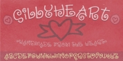 Sillyheart font download