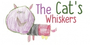 The Cats Whiskers font download