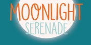 Moonlight Serenade font download