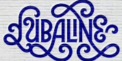 Lubaline font download