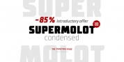 TT Supermolot Condensed font download