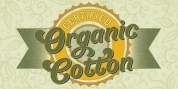 Organic Cotton font download