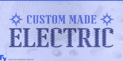 Electric font download