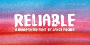 Reliable font download