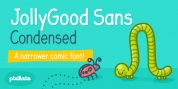 JollyGood Sans Condensed font download