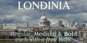 Londinia font download