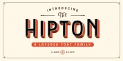 The Hipton font download