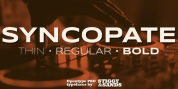 Syncopate Pro font download