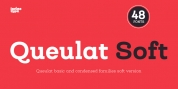 Queulat Soft font download