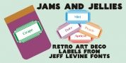Jams And Jellies JNL font download