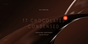 TT Chocolates Condensed font download