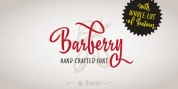 Barberry font download