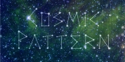 Cosmic Pattern font download