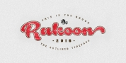 Rough Rakoon font download