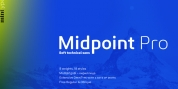 Midpoint Pro font download