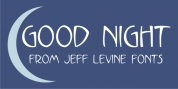 Good Night JNL font download