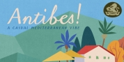 Antibes font download