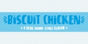 Biscuit Chicken font download