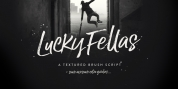 Lucky Fellas font download