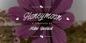 Honeymoon font download
