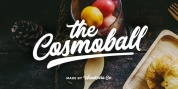 Cosmoball font download