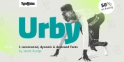 Urby font download