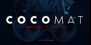 Cocomat font download