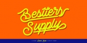 Bestters Supply font download
