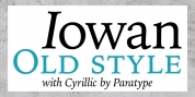 Iowan Old Style font download
