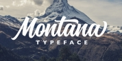 Montana Typeface font download