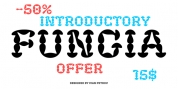 Fungia font download