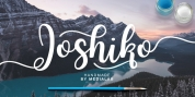 Joshico font download